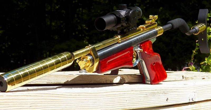 Crosman air pistol owners forum - start