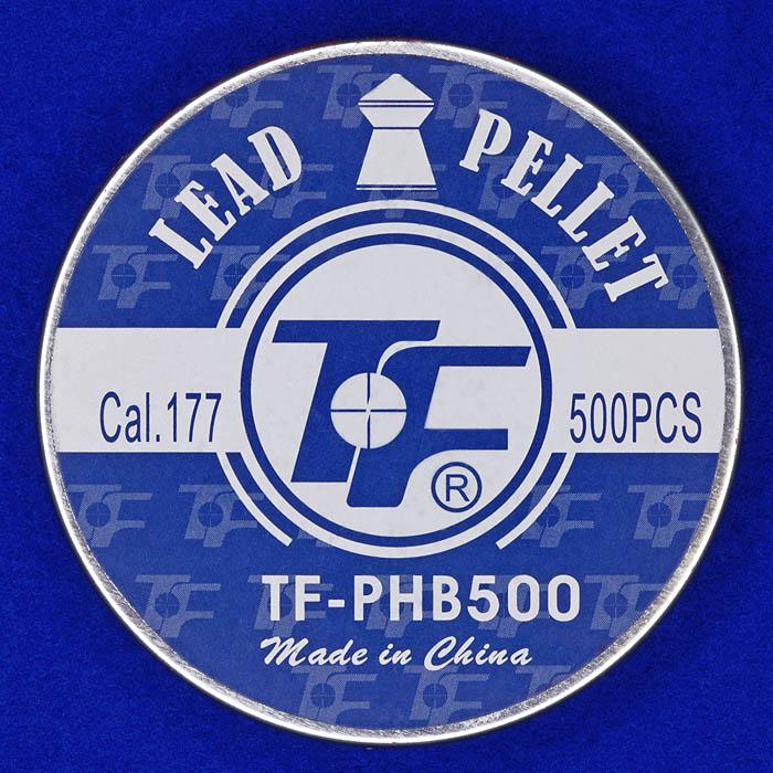 Pellet Picture Database 4,5mm  177